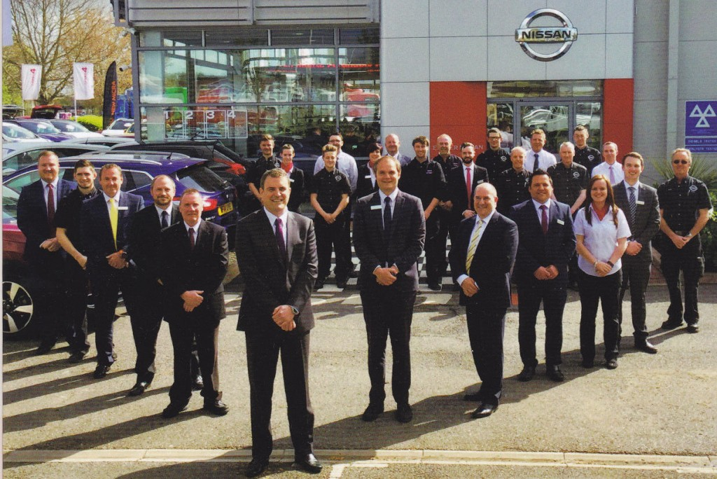 Exeter Nissan - Arguably the most enthusiastic and experienced Nissan team in the UK!