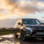 The Mitsubishi Outlander PHEV 4x4