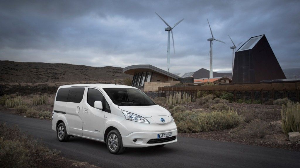 Nissan e-NV200 40 kWh (ab MY 2018)